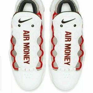 Nike Air More Money White BV2520 100 Size 9.5